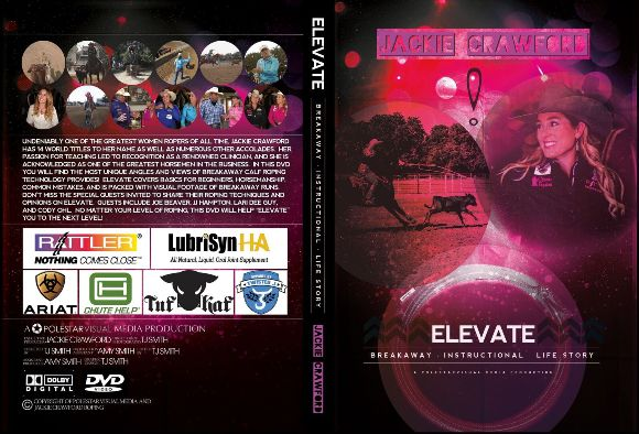 ELEVATE -Jackie Crawford