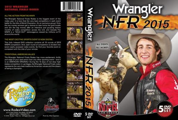 2015 Wrangler NFR - National Finals Rodeo