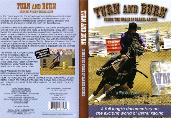 Turn and Burn – Inside the World of Barrel Racing