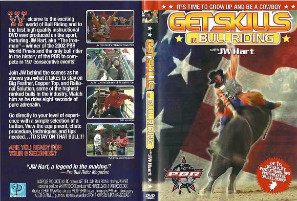 Get Skills in Bull Riding with JW Hart