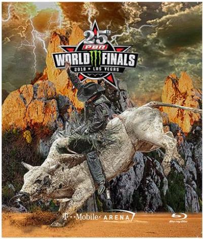 PBR Bullriding Finals 2018 - Blu-Ray, RodeoVideo com