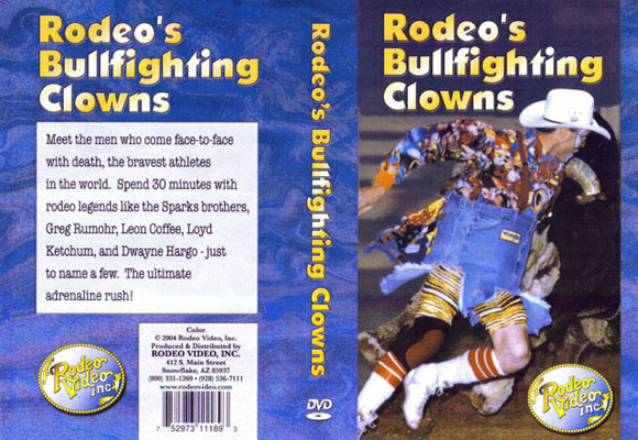 Rodeo S Bullfighting Clowns Rodeovideo Com